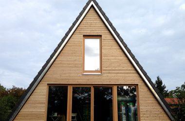 Fassadenverkleidungen aus Holz